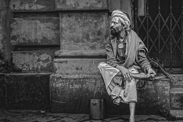 People, Adult, Wear, Portrait, Man, Sit, Art, Veil