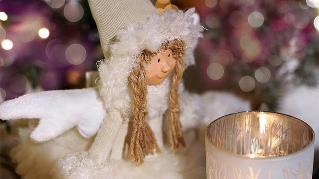 Angel, Christmas, Figure, Decoration, Deco, Advent