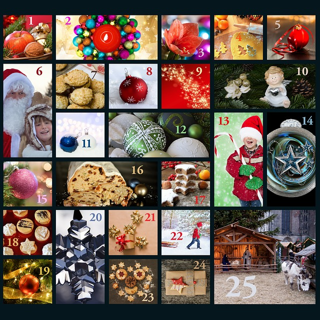 Advent, Advent Calendar, Pay, Calendar, Christmas