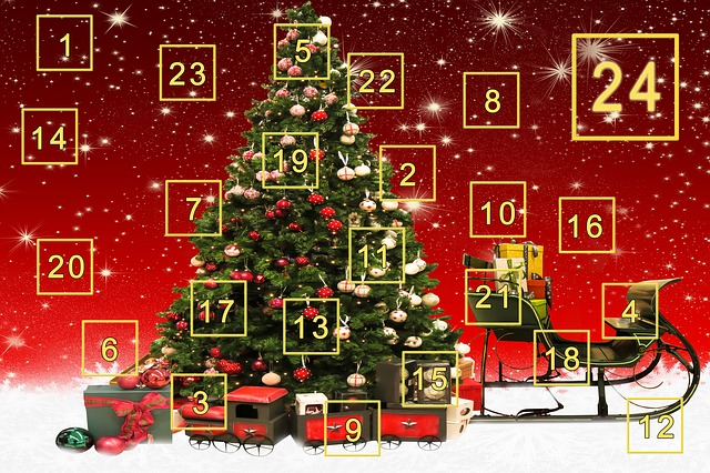 Advent Calendar, Advent, Gifts, Surprise, Nicholas