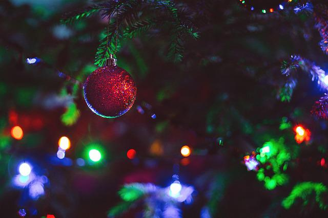 Advent, Background, Ball, Bauble, Blurry, Celebrate