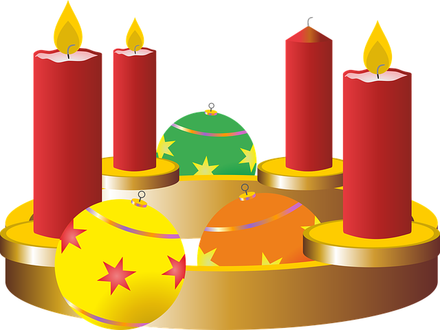 Third Advent, Advent Wreath, Advent, Christmas Time
