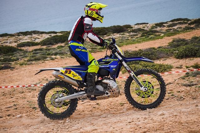 Bike, Hurry, Action, Racer, Race, Soil, Adventure