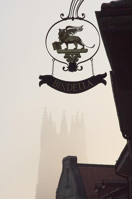 Nasal Shield, Advertising, City, Fog