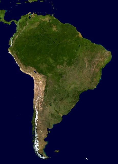 Free photo world america map of the world map globe brazil max pixel south america continent land map aerial view gumiabroncs Image collections