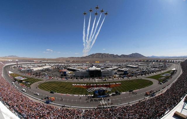 Car Racing, Nascar, Race Track, Racecourse, Aerobatics