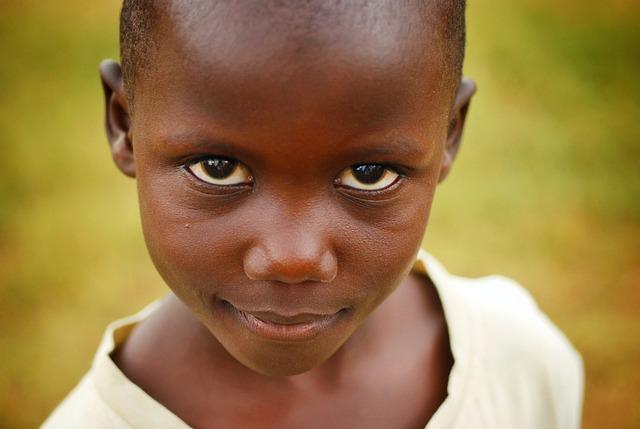 Child, Uganda, Eyes, Girl, Close-up, Africa, Children