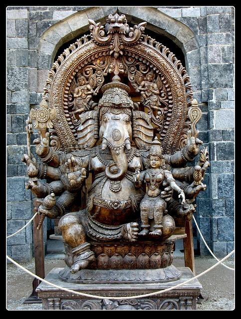 Elephant, Africa, Religion, Ganesh, Buddhism