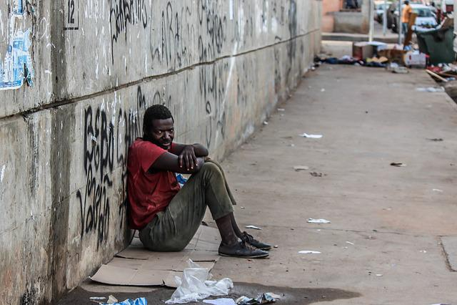Poverty, Poor, Black, African, Luanda, Africa, Culture
