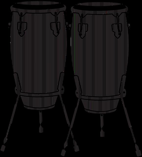 African Drums, Bongos, Drums, Bongo, Drum, African