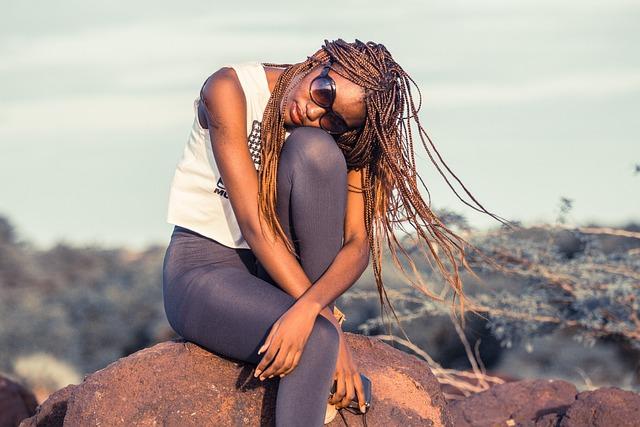 Nature, Outdoors, Woman, Summer, Adult, African, Kenyan