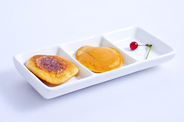 Dorayaki, Snacks, Afternoon Tea Snacks, Delicious