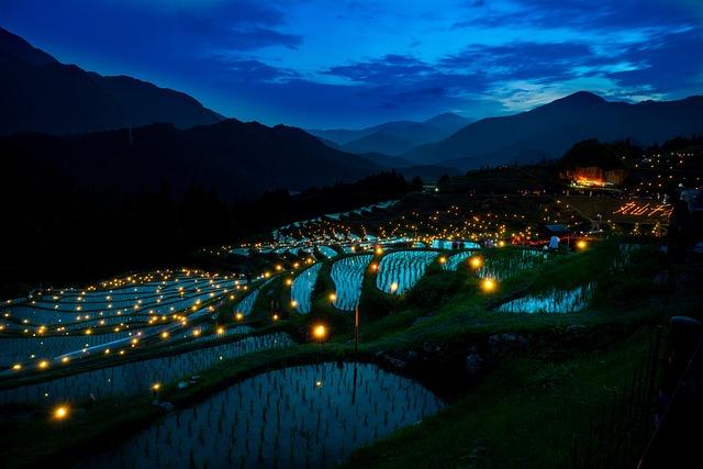 Rice Terraces, Rice Paddies, Farm, Agriculture, Farming