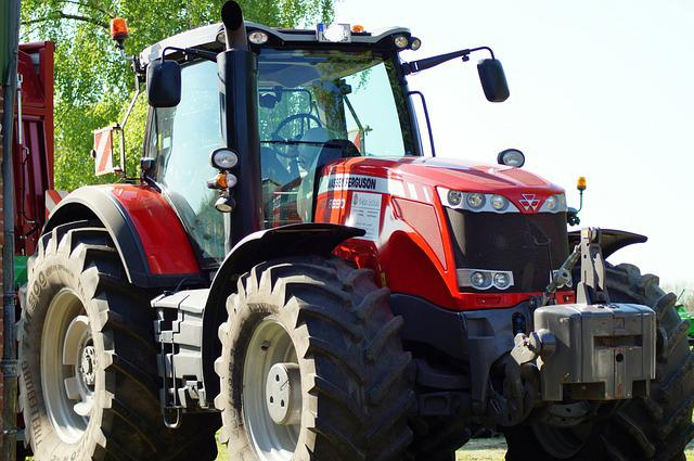 Agriculture, Massey Ferguson, Tractors