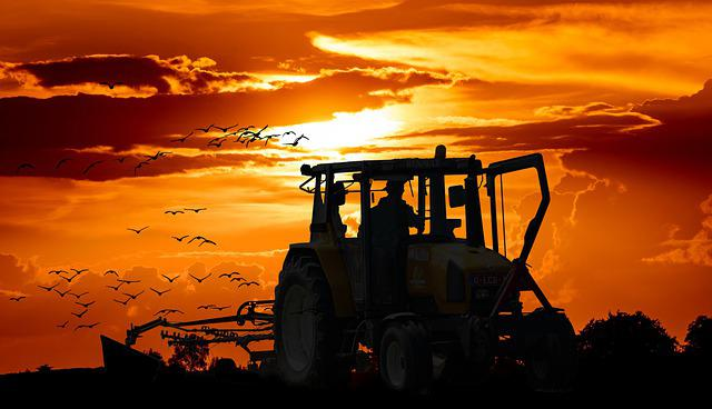 Tractor, Wallpaper, Farmers, Farm, Agriculture