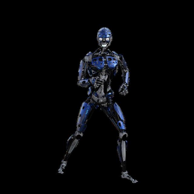 Robot, Cyborg, Artificial, Bionic, Mechanical, Ai