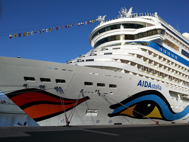 Travel, Transport System, Aida, Ship, Holiday, Cruise