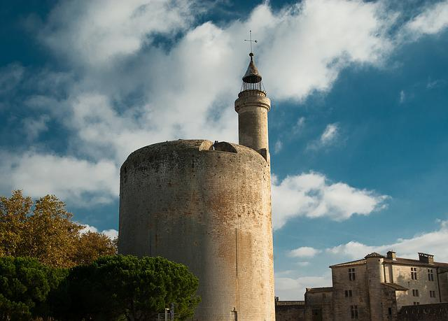 Camargue, Aigues-mortes, Tower, Fortifications