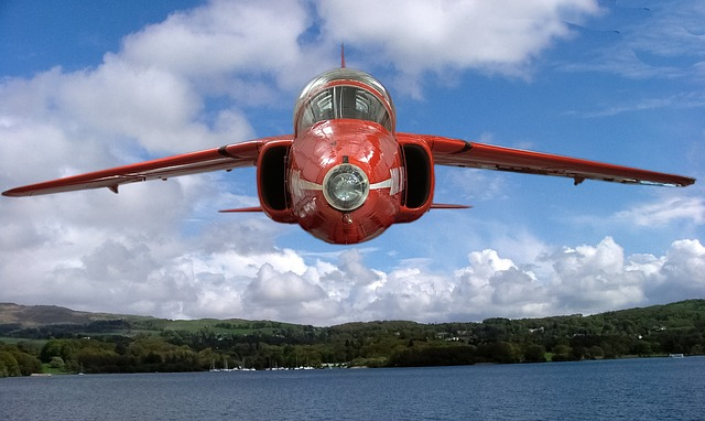 Airplane, Air, Flight, Sky, Aircraft