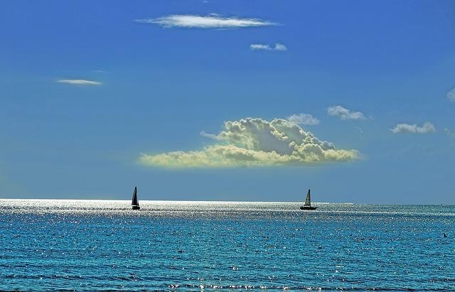 Air, Beautiful, Beauty, Blue, Calm, Cloud, Cloudy, Day