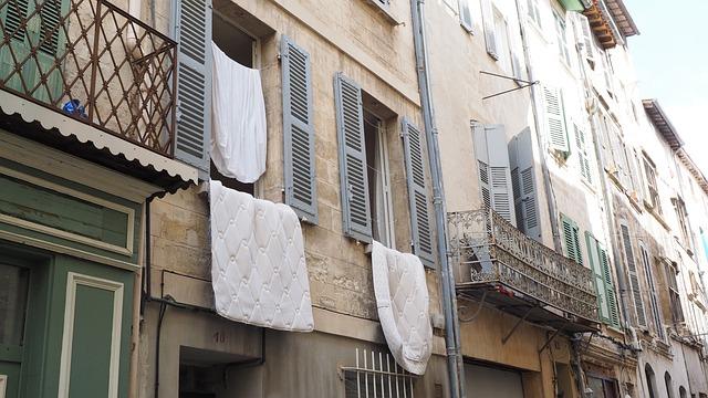 Apartment, City, Downtown, Duvet Covers, Air