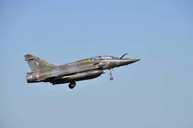 Aircraft, Military, Flight, Jet, Air Force, Mirage