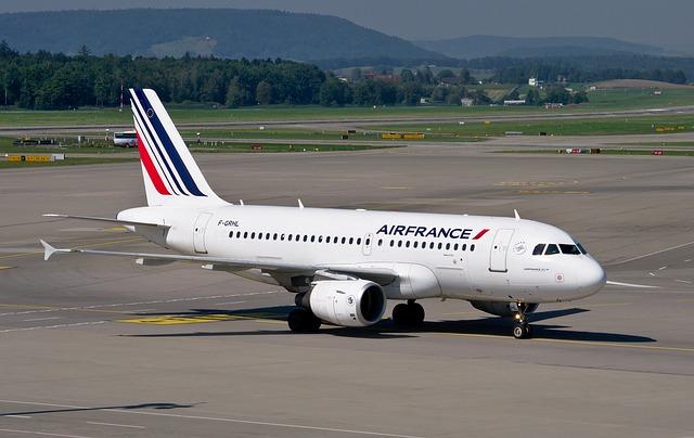 Air France, Airbus A319, Airport Zurich, A319, Airport