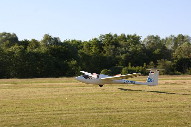Air Sports, Glider, Sailor, Landing, Glider Pilot