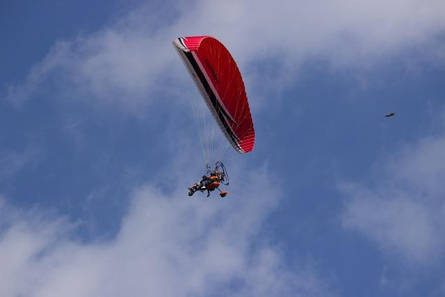 Paragliding, Paraglider, Fly, Trike, Air Sports