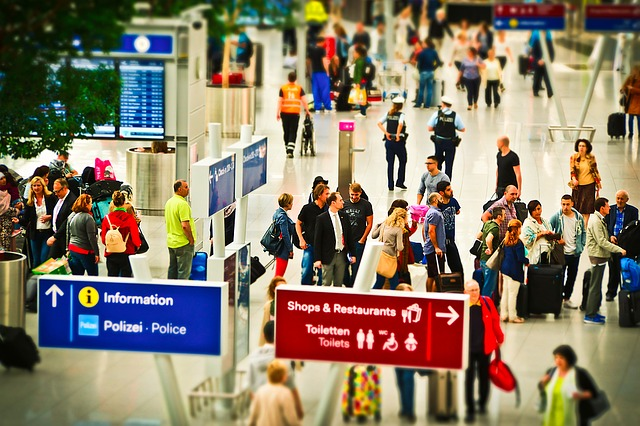 Airport, Tourism, Fly, Air Traffic, Travel, Departure