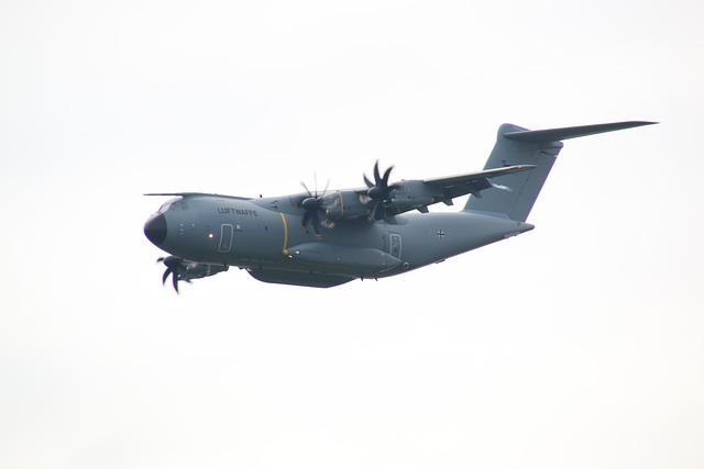 A-400m, Transporter, Airbus, Bundeswehr