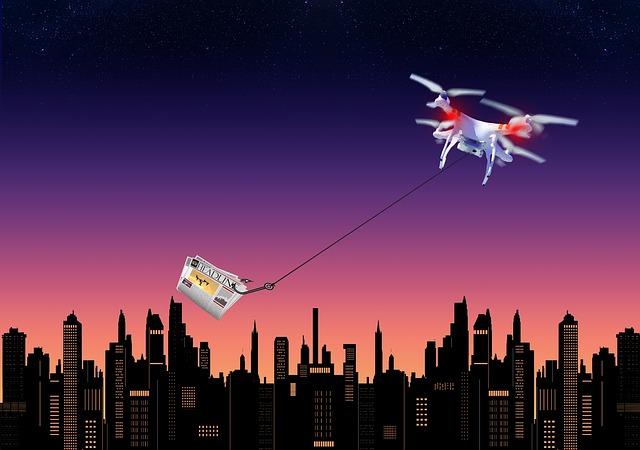 Drone, Uav, Aerial, Technology, Remote, Aircraft