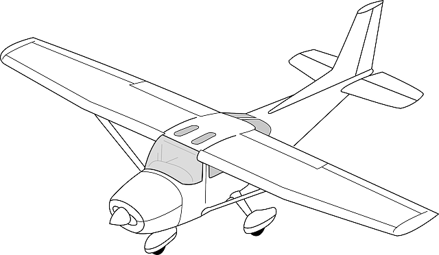 Free Photo Aircraft Plane Engine Turbine Airplane Machine