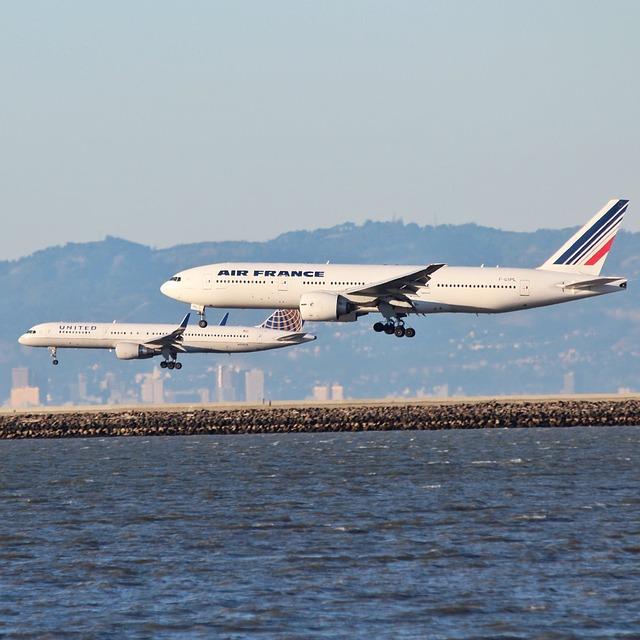 Aircraft, Airplane, Plane, Flight, Transportation