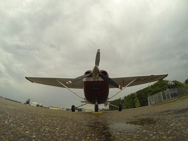 Aircraft, Cessna, Fly, Aviation