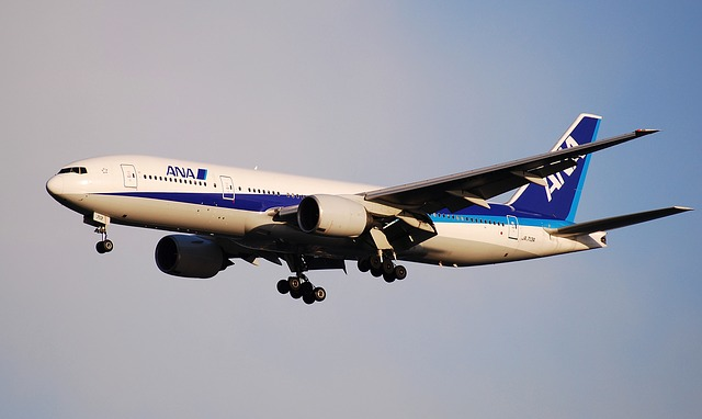 Boeing 777, Ana, All Nippon Airways, Aircraft, Plane