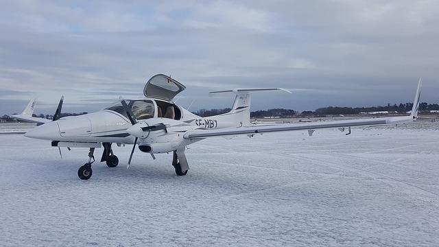 Aircraft, Transport, Flight
