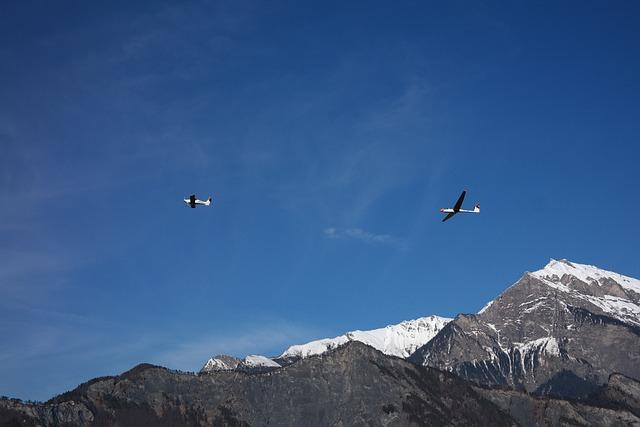 Glider, Start, Drag On, Aircraft, Fly