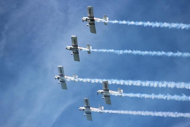 Airplane, Aircraft, Jet, Military, Flight, Airshow