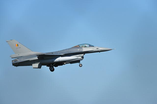Aircraft, Jet, Military, F16