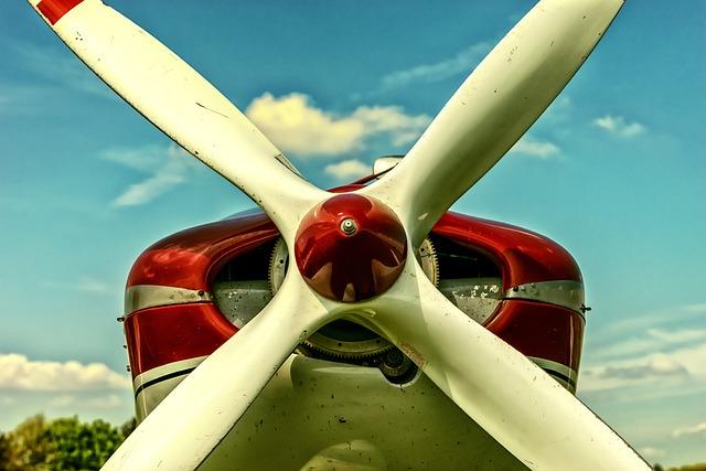 Propeller, Aircraft, Propeller Plane, Old, Flyer, Fly