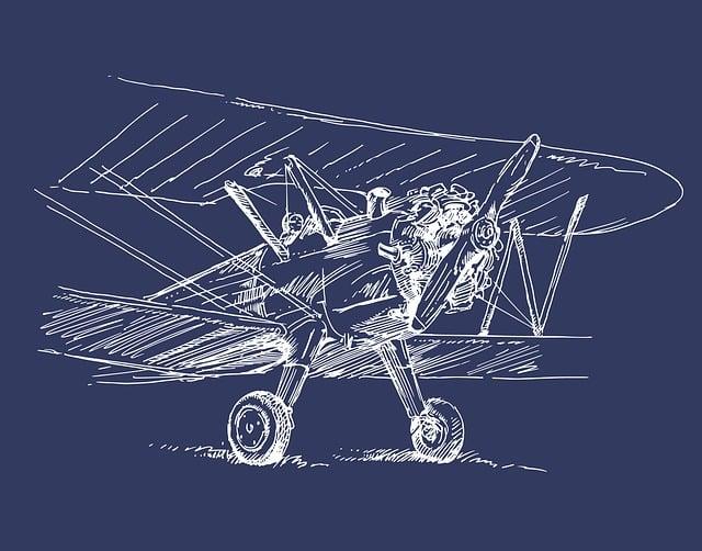 Plane, Aircraft, Transport, Fly, Technology