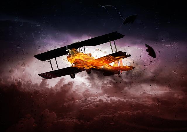 Aircraft, Propeller Plane, Propeller, Fly