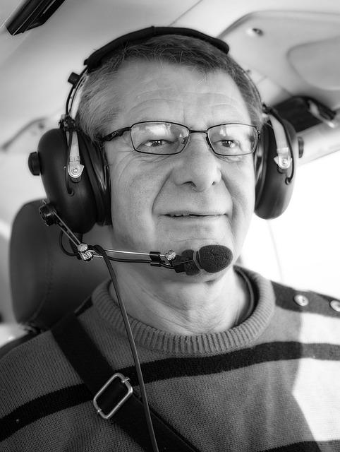 Driver, Aircraft, Sky, Flight, Cockpit, Table Edge