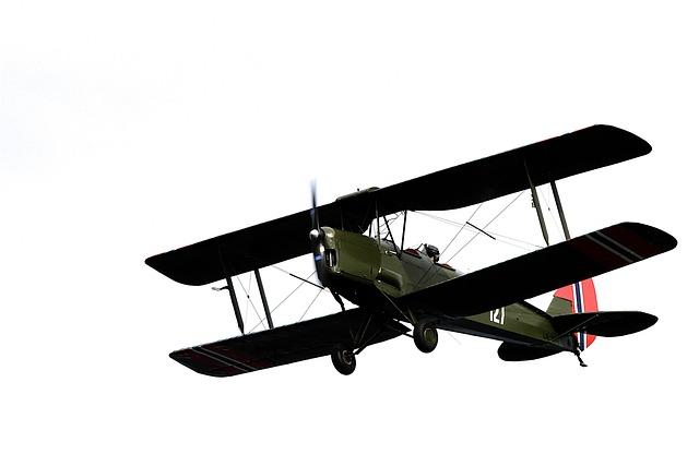 Aeroplane, Aircraft, Aircraft Wings, Airplane, Aviation