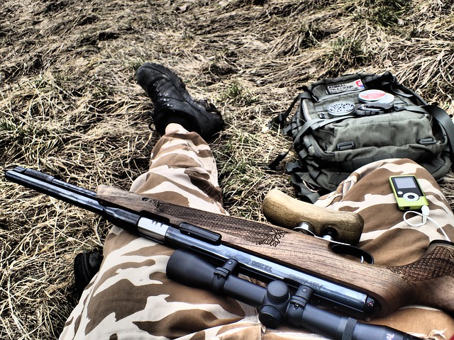 The Devil, Diabols, Airgun, Gun, Air, Vzduchovka, Rifle