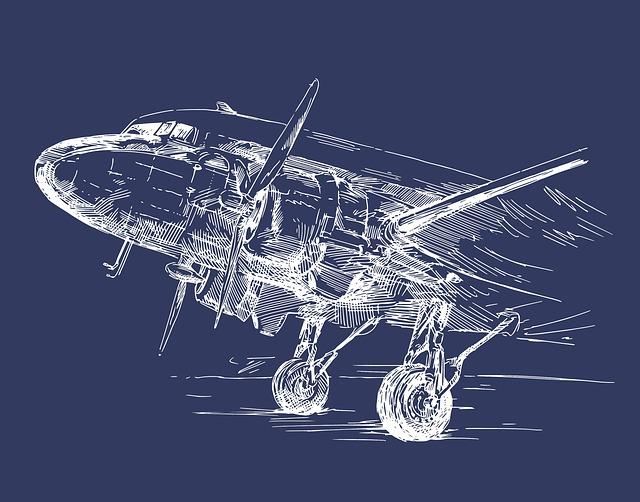 Illustration, Science, Aircraft, Airplane, Flight