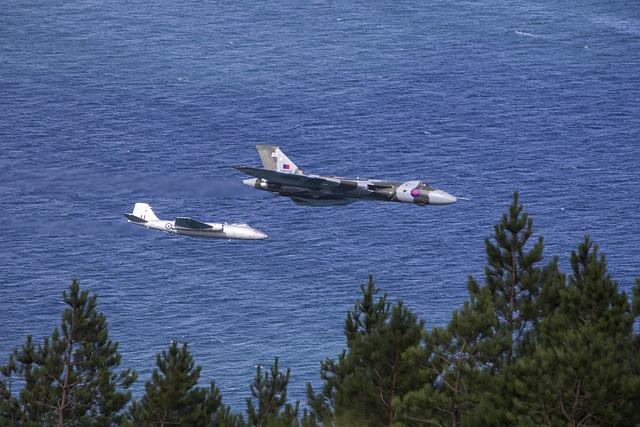 Vulcan, Bomber, Aircraft, Airplane, Plane, Aeroplane