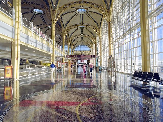 Airport, Aircraft, Travel, Terminal