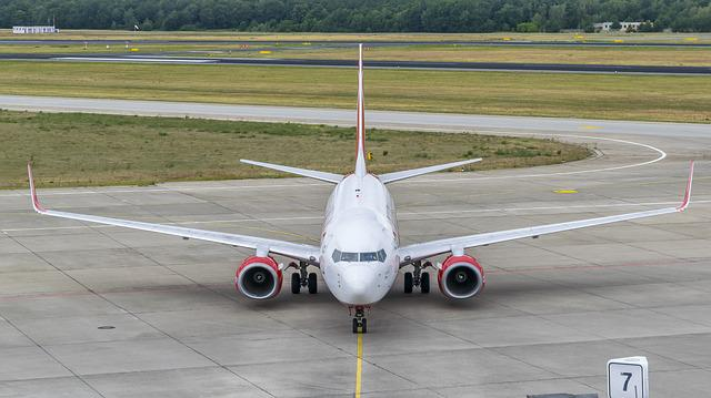 Boeing, Airberlin, Aircraft, Airport, Increased To